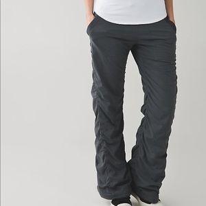 Lululemon Dance Studio Pants Dark Carbon/Gray